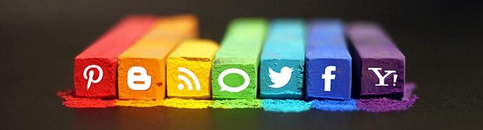 تاثیر رسانه های اجتماعی بر سئو سایت